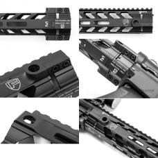 PTS Fortis REV II フリーフロートレイルシステム 12in (M-LOK ) [FT011490307] [取寄]