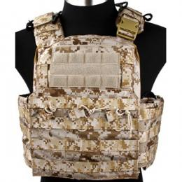 CPC(CAGE Plate Carrier)タイプ ベスト [SR-VT-031] [取寄]