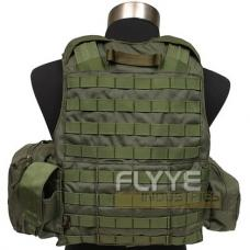 ベスト:Force Recon Vest with Pouch Set Ver.MAR [Mサイズ] [取寄KW] [FY-VT-M004]