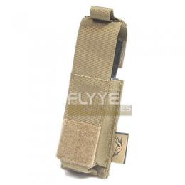 ポーチ:MOLLE Single 9mm Pistol Magazine Pouch  [取寄KW] [FY-PH-P007]