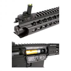 電動ガン : Low Profile Adapt Rail System Keymod AEG [APS-ASR116J] [取寄]